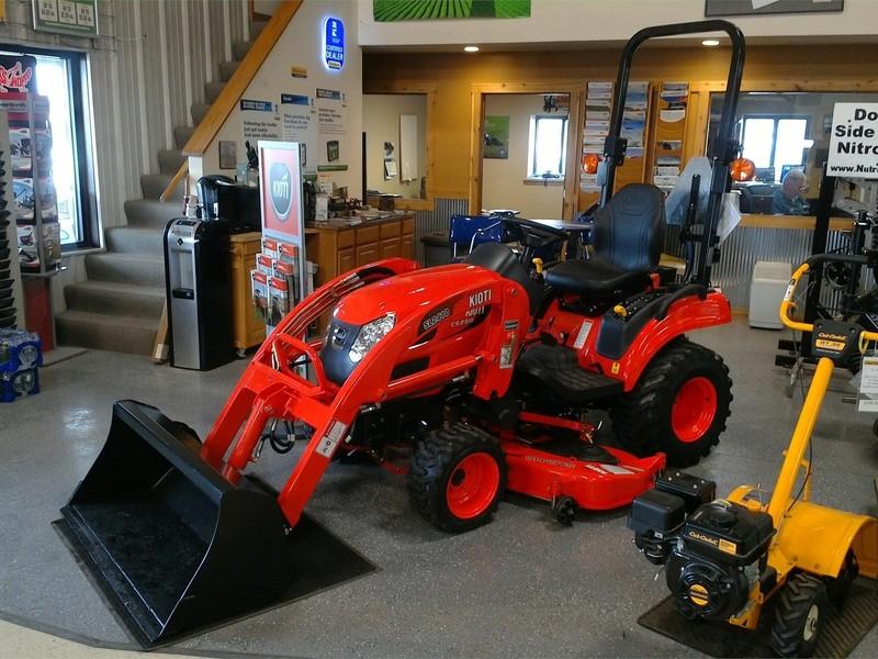 Used Kioti Tractors Under 40 HP for Sale | Machinery Pete