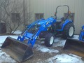 2011 New Holland Boomer 3045 40-99 HP