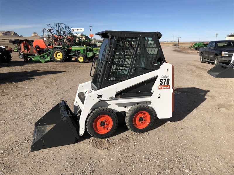 Used Bobcat S70 Skid Steers for Sale | Machinery Pete