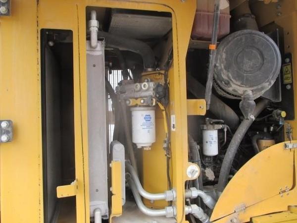 2010 Caterpillar 924H Wheel Loader