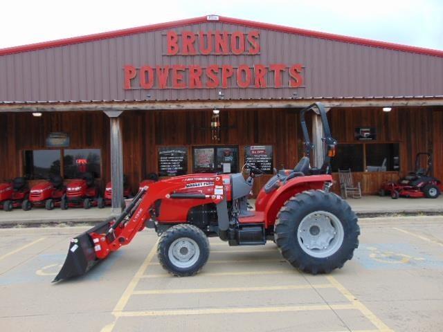2018 Massey Ferguson 2705E Tractor