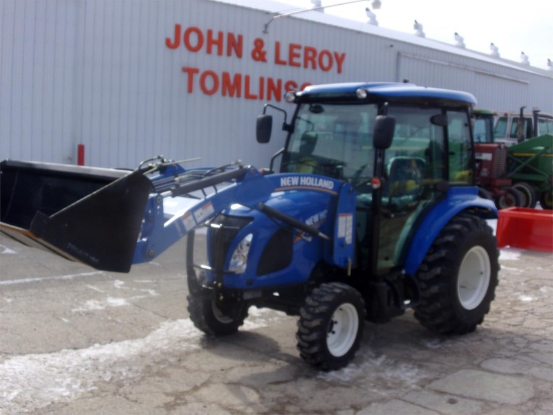 Used New Holland Boomer 37 Tractors for Sale | Machinery Pete