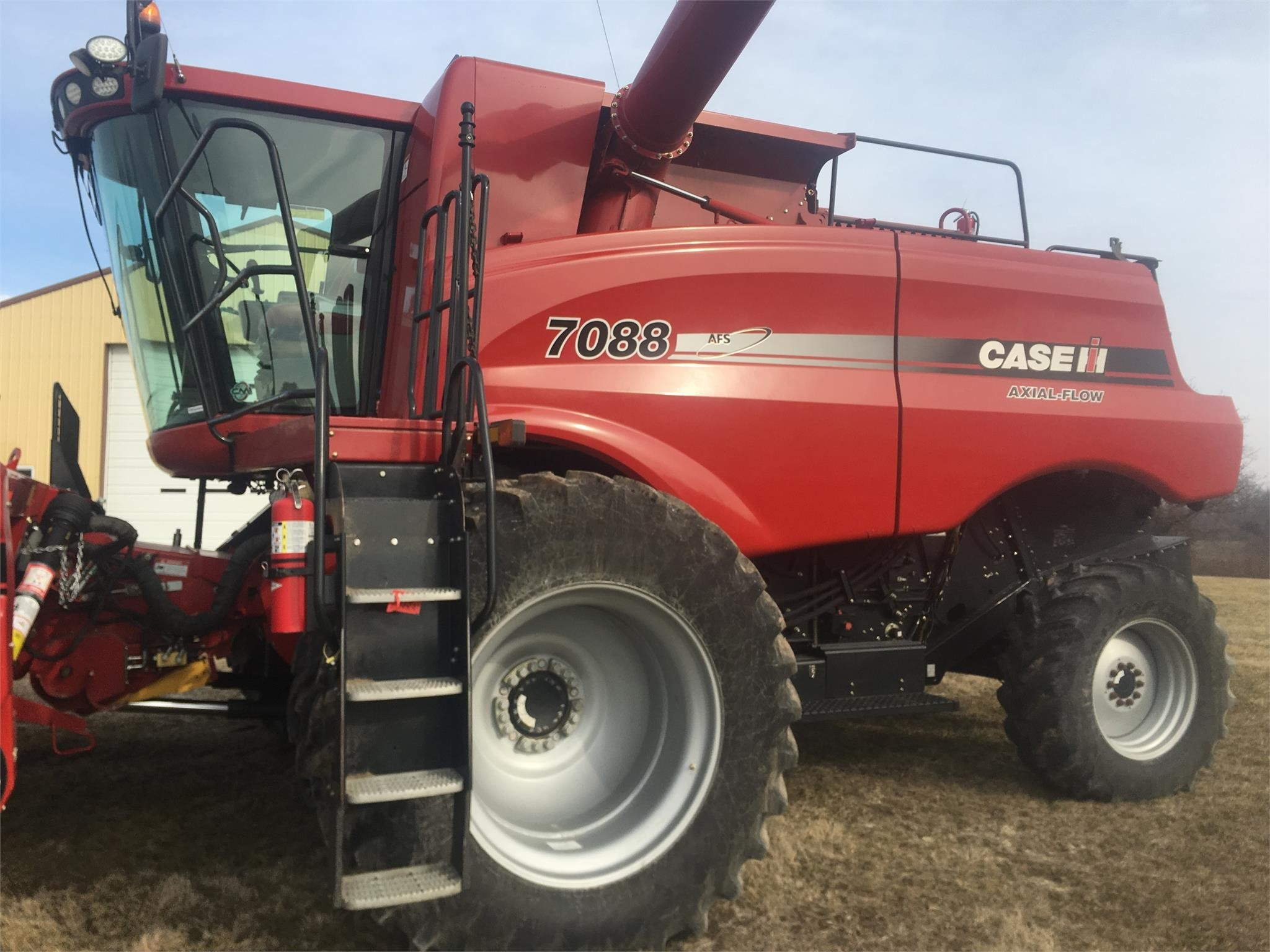 2011 Case IH 7088 Combine