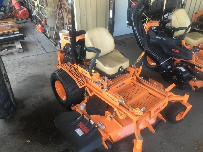 2018 Scag STTII61V31DFI Lawn and Garden