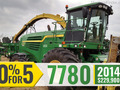 2014 John Deere 7780 Self-Propelled Forage Harvester