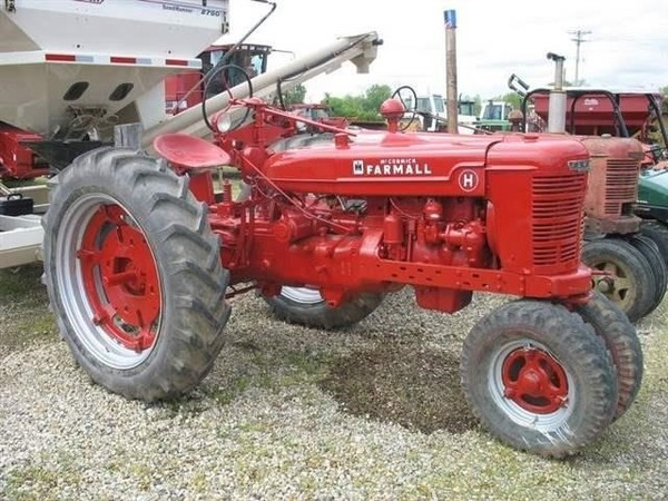 Used Farmall H Tractors For Sale Machinery Pete