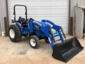 2019 New Holland Boomer 35 Tractor