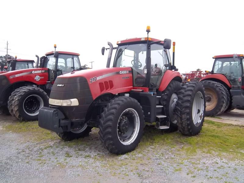 2011 Case IH Magnum 210 Tractor