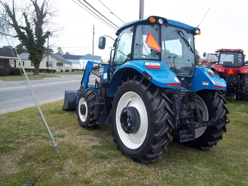2014 New Holland T5.95 Tractor