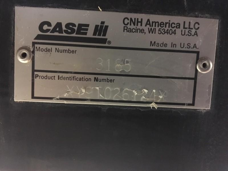 2009 Case IH Patriot 3185 Self-Propelled Sprayer