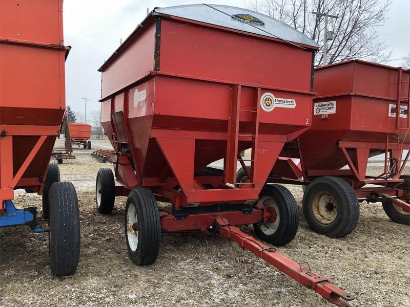 2000 Unverferth 325 Gravity Wagon