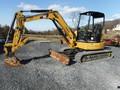 2016 Caterpillar 305E CR Excavators and Mini Excavator
