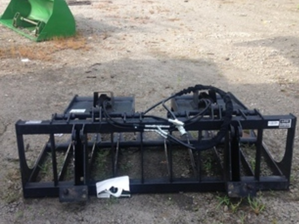 2015 Long OBG2-72 Loader and Skid Steer Attachment