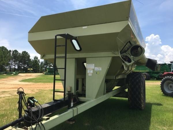 2014 Orthman 810 Scout Grain Cart