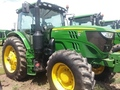 2015 John Deere 6155R Tractor