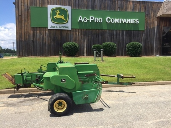 John Deere Small Square Balers for Sale | Machinery Pete