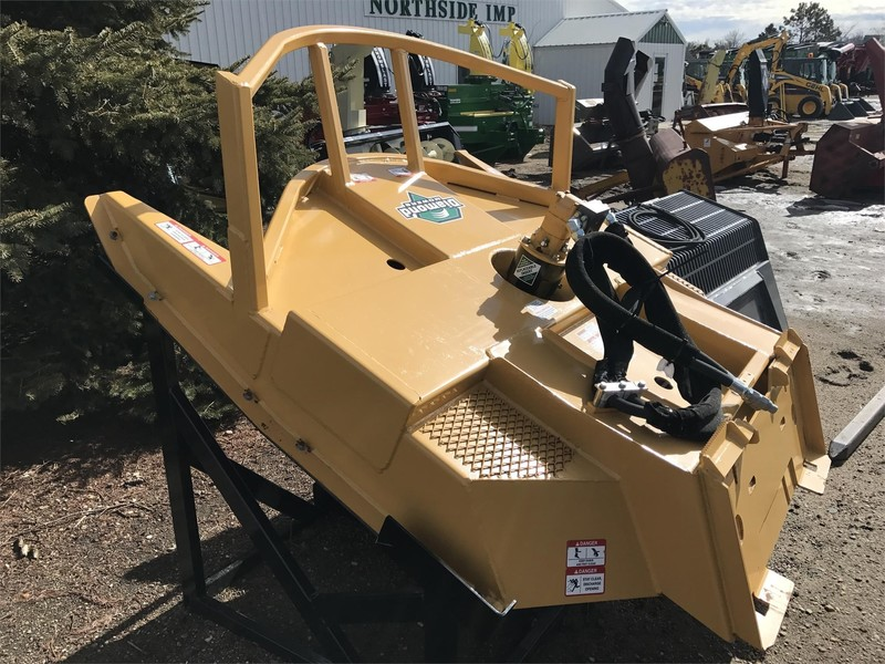 2017 Diamond Mowers DSR072C Loader and Skid Steer Attachment