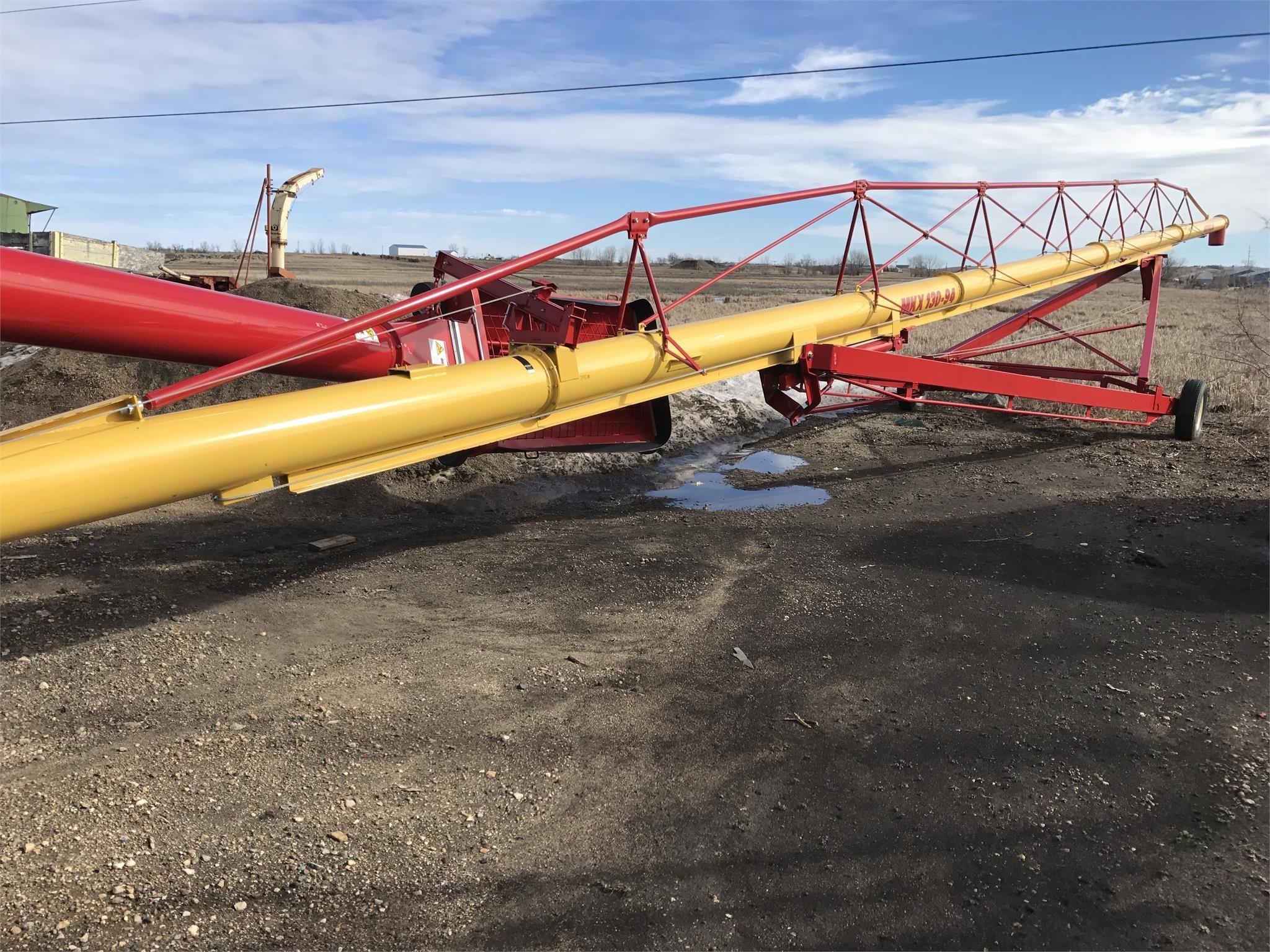 Westfield MKX130-94 Augers and Conveyor