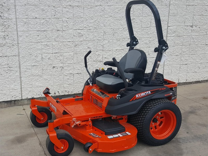 Used Kubota Z421KWT Lawn and Garden for Sale | Machinery Pete