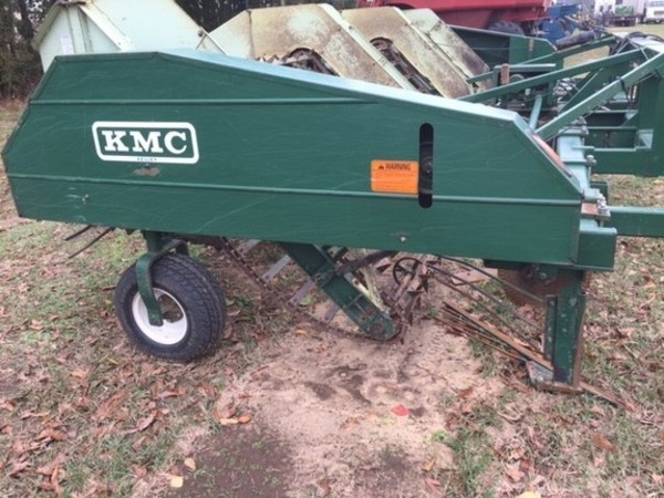 2012 Kelley Manufacturing 636 Peanut