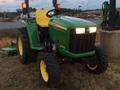 2014 John Deere 3032E Tractor