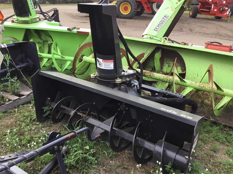 Used Bobcat Snow Blowers for Sale | Machinery Pete