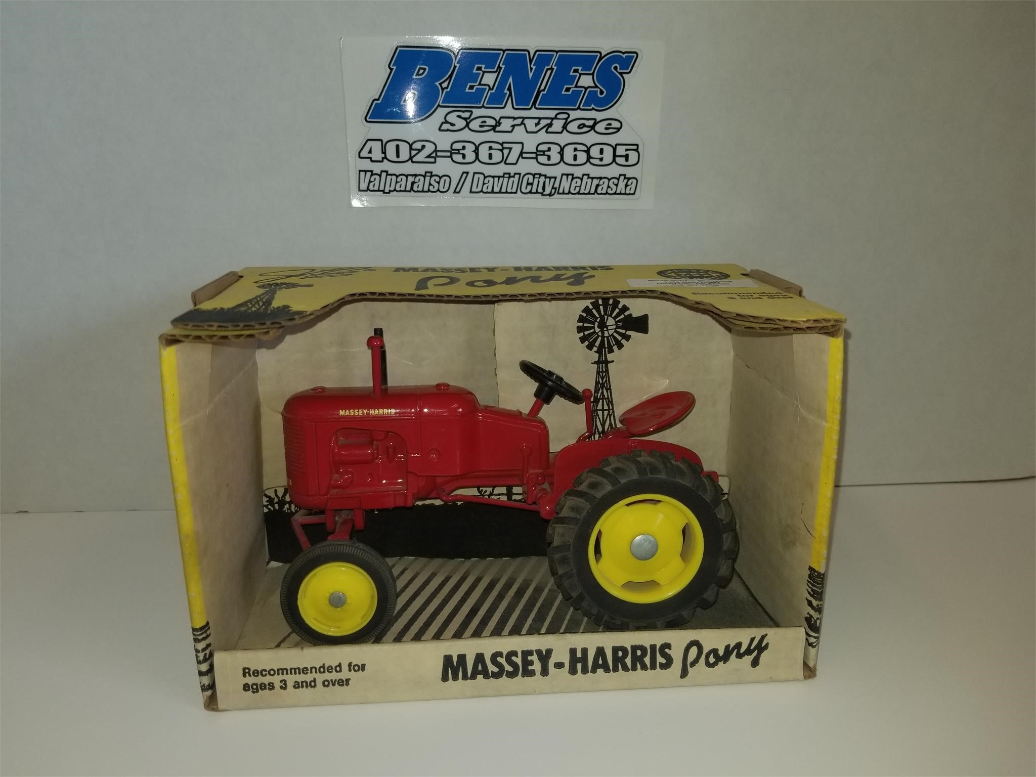 Massey-Harris Pony Tractor