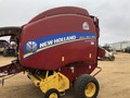 2015 New Holland Roll-Belt 460 Round Baler