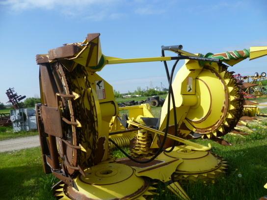 2006 John Deere 678 Forage Harvester Head