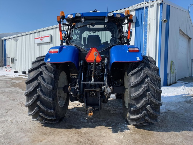 2015 New Holland T7.270 Tractor