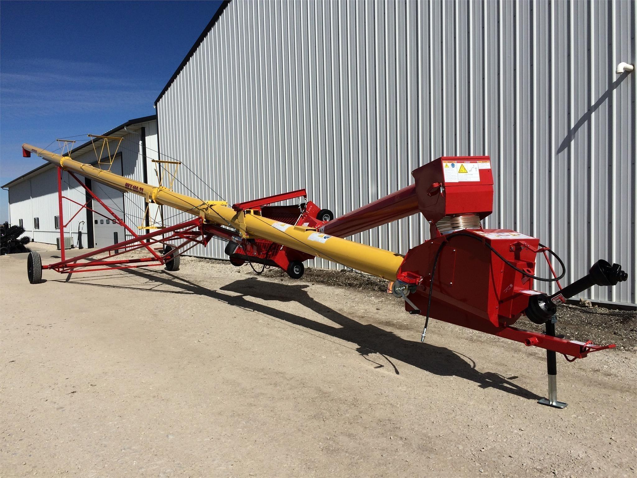 Westfield MKX100-73 Augers and Conveyor