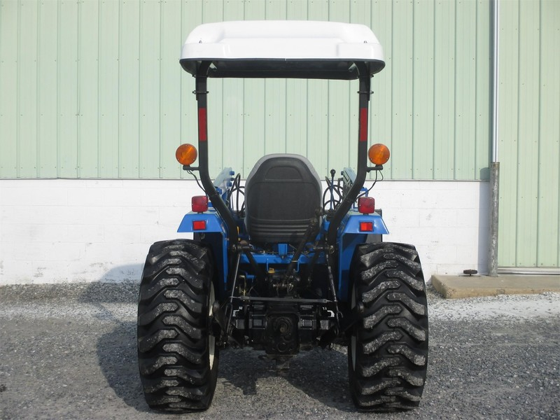 2008 New Holland T1520 Tractor
