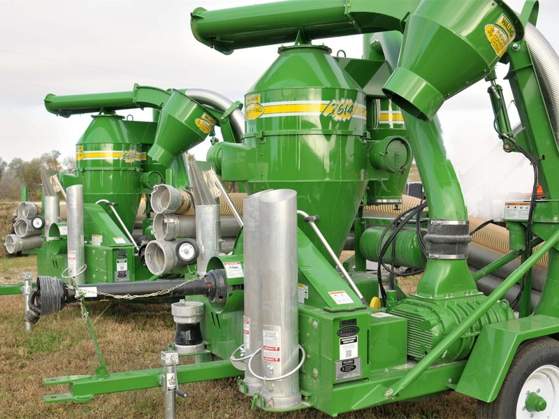 2019 Walinga 7614DLX Grain Vac