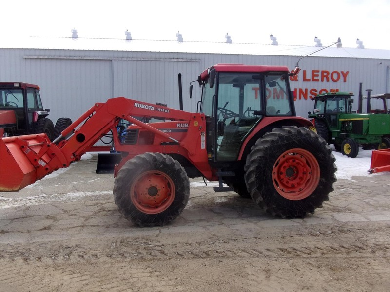 Used Kubota M9000 Tractors for Sale | Machinery Pete