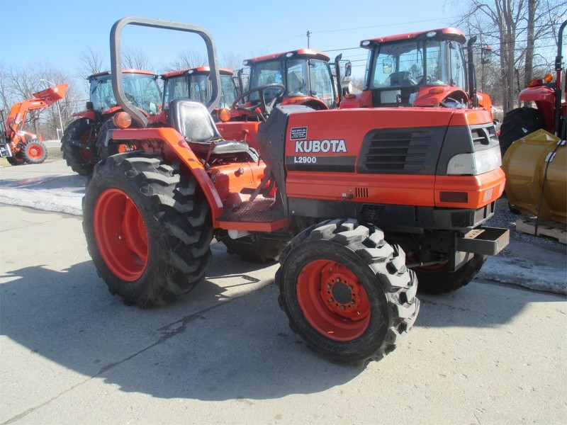1997 Kubota L2900GST Tractor
