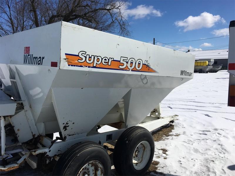Willmar S500NT Pull-Type Fertilizer Spreader