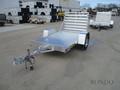 2020 Aluma 548 Flatbed Trailer
