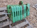 John Deere front weights Miscellaneous