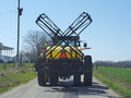 2010 Demco 3 pt., 500 gal., 60' boomsprayer Pull-Type Sprayer