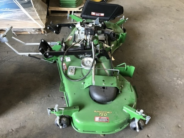 John Deere 72D Lawn and Garden for Sale | Machinery Pete