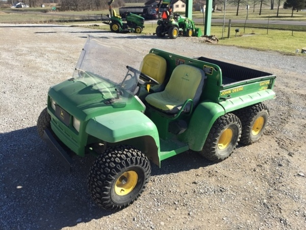 John Deere ATVs And Utility Vehicles For Sale Machinery Pete