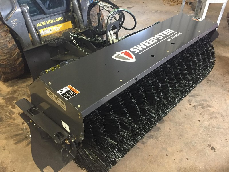 Used Sweepster Loader and Skid Steer Attachments for Sale