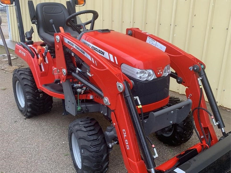 Used Massey Ferguson GC1715 Tractors for Sale | Machinery Pete