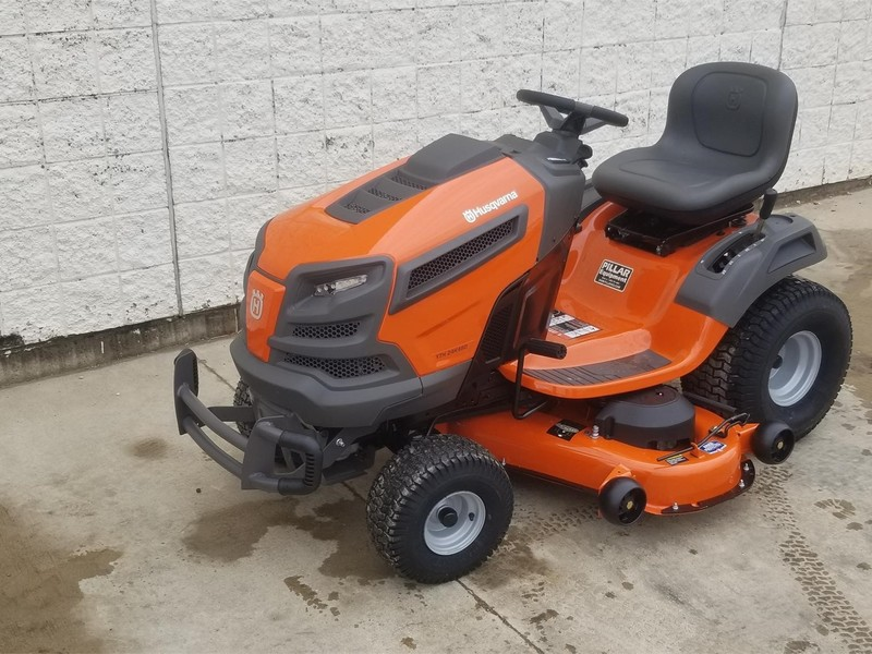 Used Husqvarna YTH24K48 Lawn and Garden for Sale | Machinery