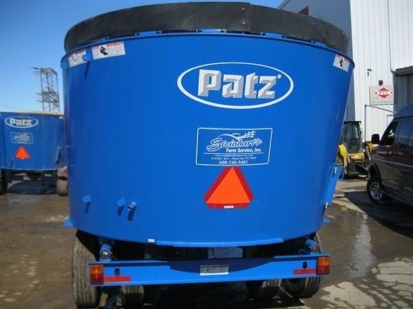 Patz 420 Grinders and Mixer
