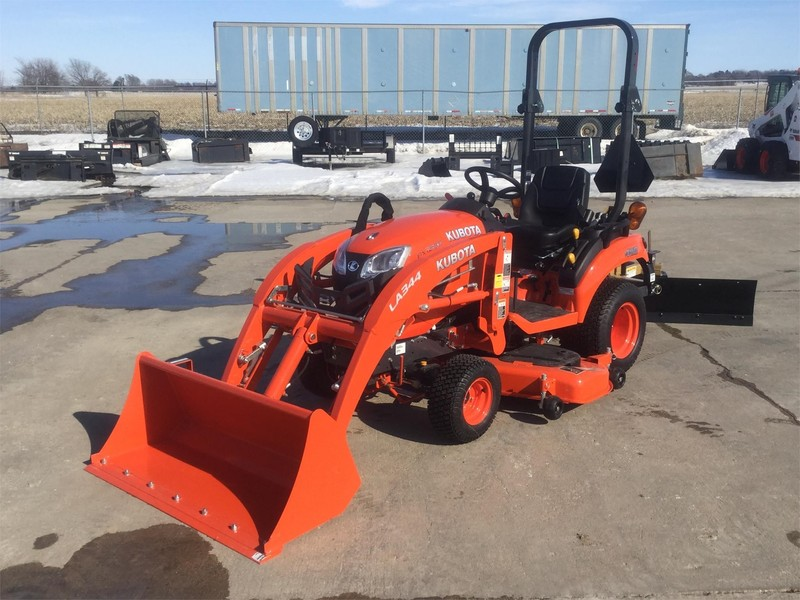 Used Kubota Tractors for Sale | Machinery Pete