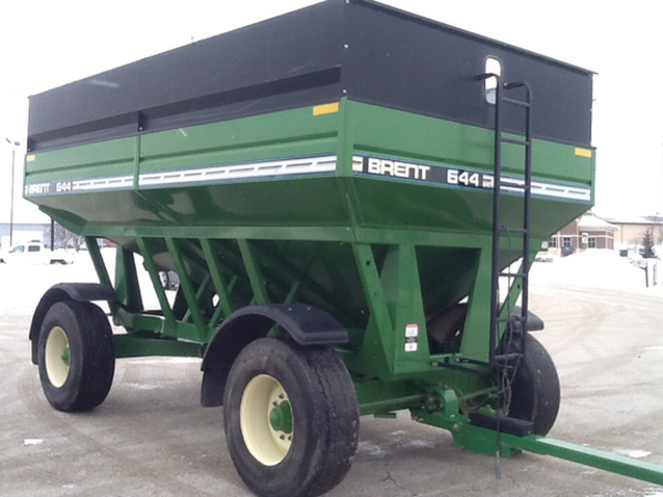 2003 Brent 644 Gravity Wagon