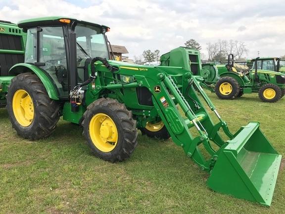 2019 John Deere 5090E Tractor