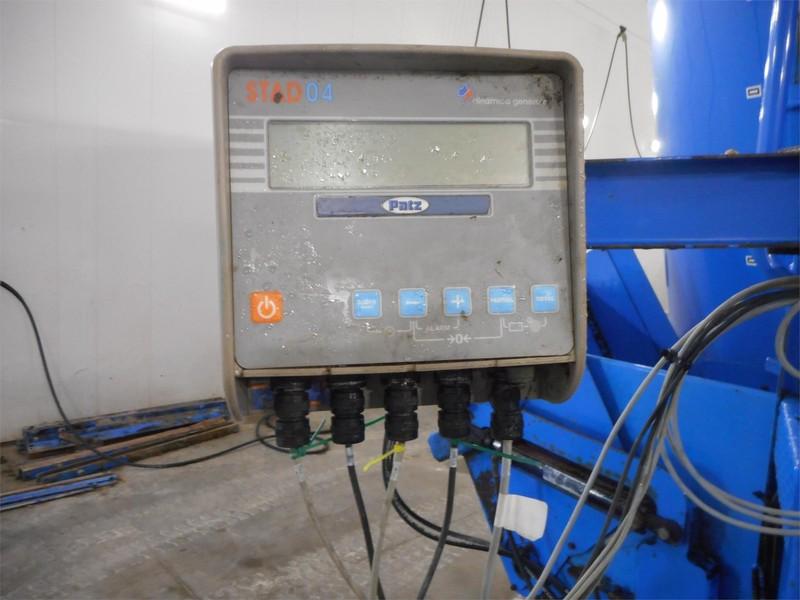 2011 Patz 500 Grinders and Mixer