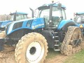 2015 New Holland Genesis T8.410 SmartTrax 175+ HP